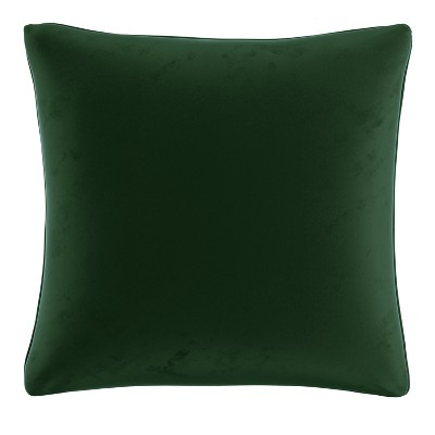Green Solid Throw Pillow - Skyline Furniture