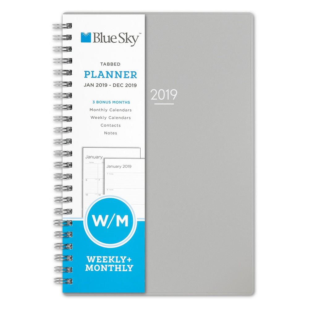 2019 Planner 8.15