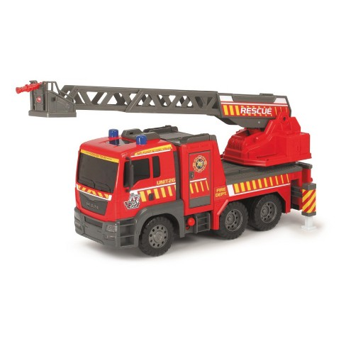 Dickie Toys - Air Pump Fire Engine Vehicle - image 1 of 2