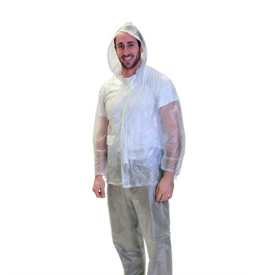 Stansport Men's 3 Piece .12mm Thick Rainsuit