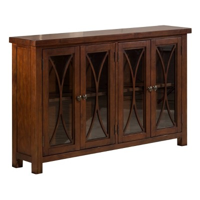 Bayside Four (4) Door Cabinet - Hillsdale Furniture