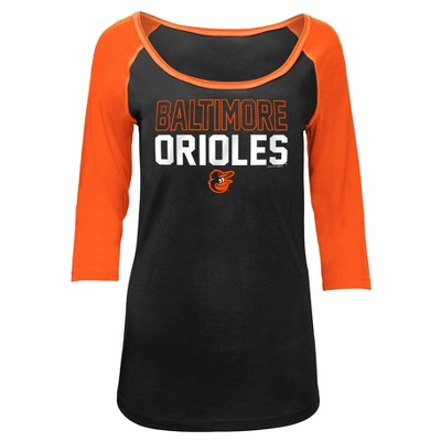 MLB Baltimore Orioles Women's Play Ball Fashion Jersey