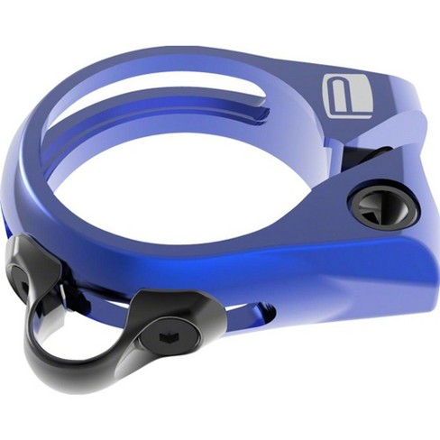 Promax DP-1 Dropper Seat Post Clamp 34.9mm Blue - image 1 of 1