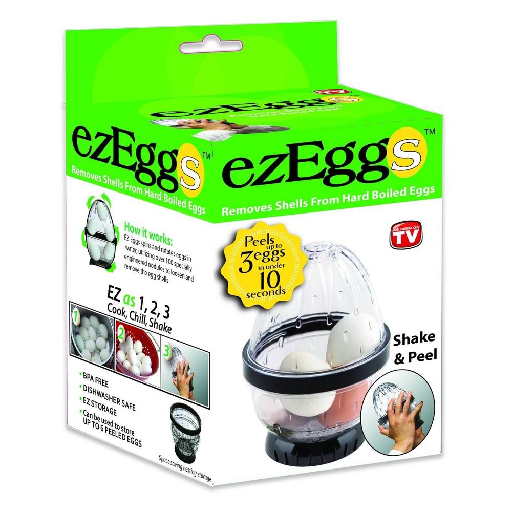 Image of As Seen on TV EZ Eggs, peelers