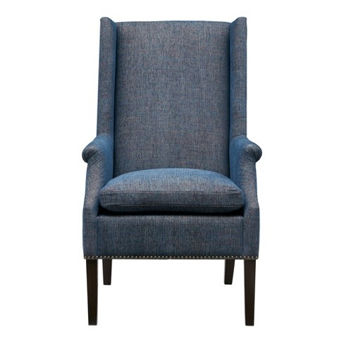 Adrian Accent Chair Blue - image 1 of 4