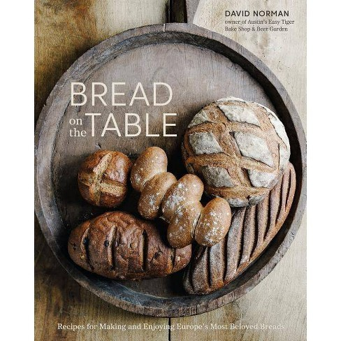 Bread on the Table - by  David Norman (Hardcover) - image 1 of 1