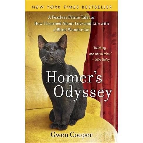 Homer's Odyssey (Reprint) (Paperback) by Gwen Cooper - image 1 of 1