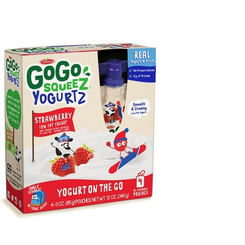 Image result for gogo squeez yogurt