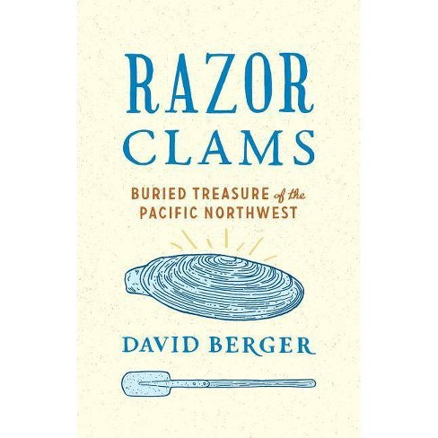 Razor Clams - by  David Berger (Hardcover) - image 1 of 1