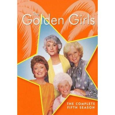 The Golden Girls: Season Five (DVD)(2016)