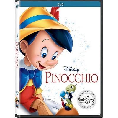 Pinocchio: Walt Disney Signature Collection (DVD)