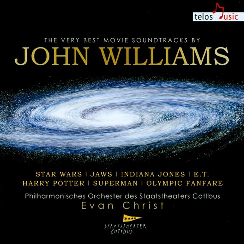 Cottbus state theatr - Williams:Very best movie soundtracks (CD) - image 1 of 2