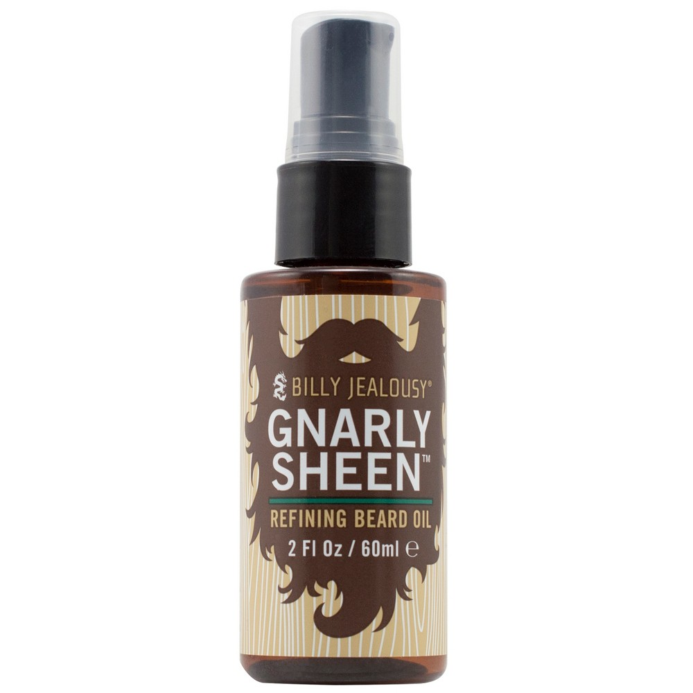 Image of Billy Jealousy Gnarly Sheen Beard Oil - 2oz