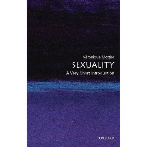 Sexuality - (Very Short Introductions) by  Veronique Mottier (Paperback) - image 1 of 1