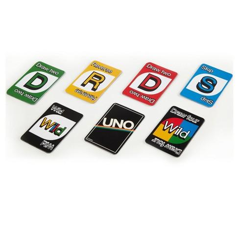 Uno Card Game Retro Edition Target