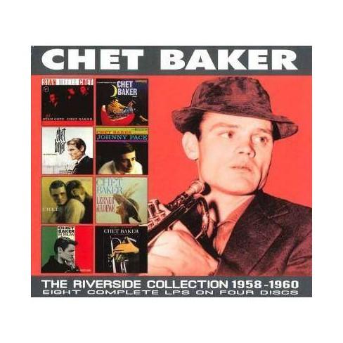 Chet Baker - Riverside Collection (CD) - image 1 of 1
