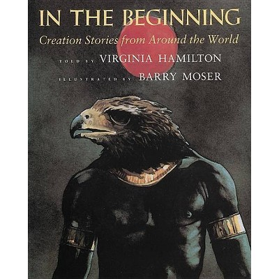 In the Beginning - by  Virginia Hamilton (Paperback)