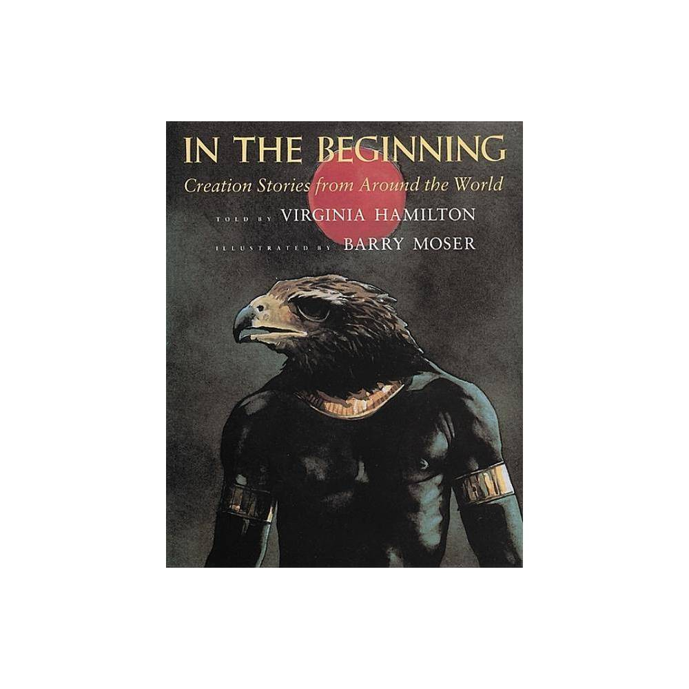 In The Beginning By Virginia Hamilton Paperback