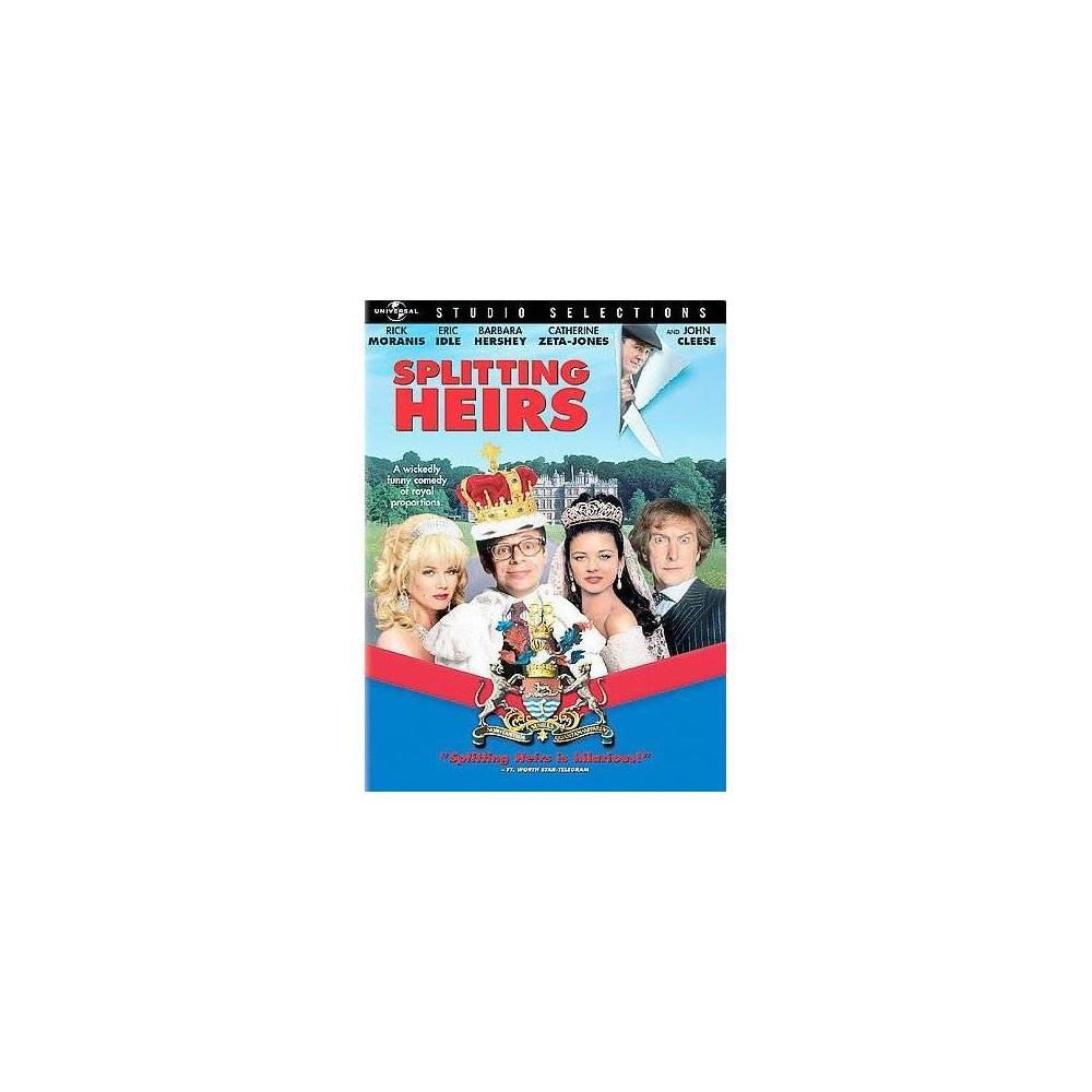 Splitting Heirs (Dvd), Movies