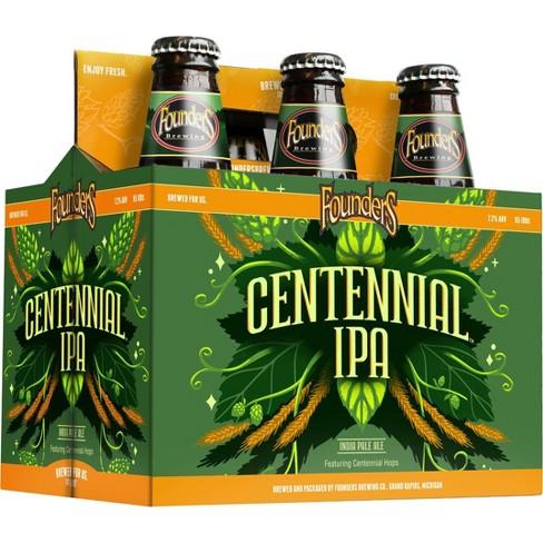 Founders Centennial IPA Beer - 6pk/12 fl oz Bottles - image 1 of 2