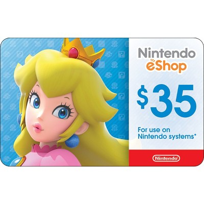 Nintendo eShop - (Digital)