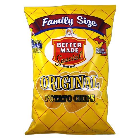 Better Made Special Original Potato Chips - 10oz - image 1 of 1