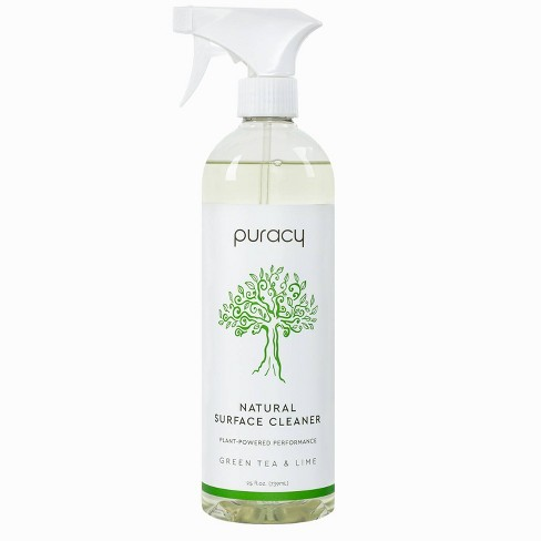 Puracy Green Tea & Lime Natural Multi Surface Cleaner - 25 fl oz - image 1 of 4