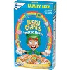 Lucky Charms Frosted Flakes Breakfast Cereal Family Size 20.9 oz - General Mills - image 3 of 3