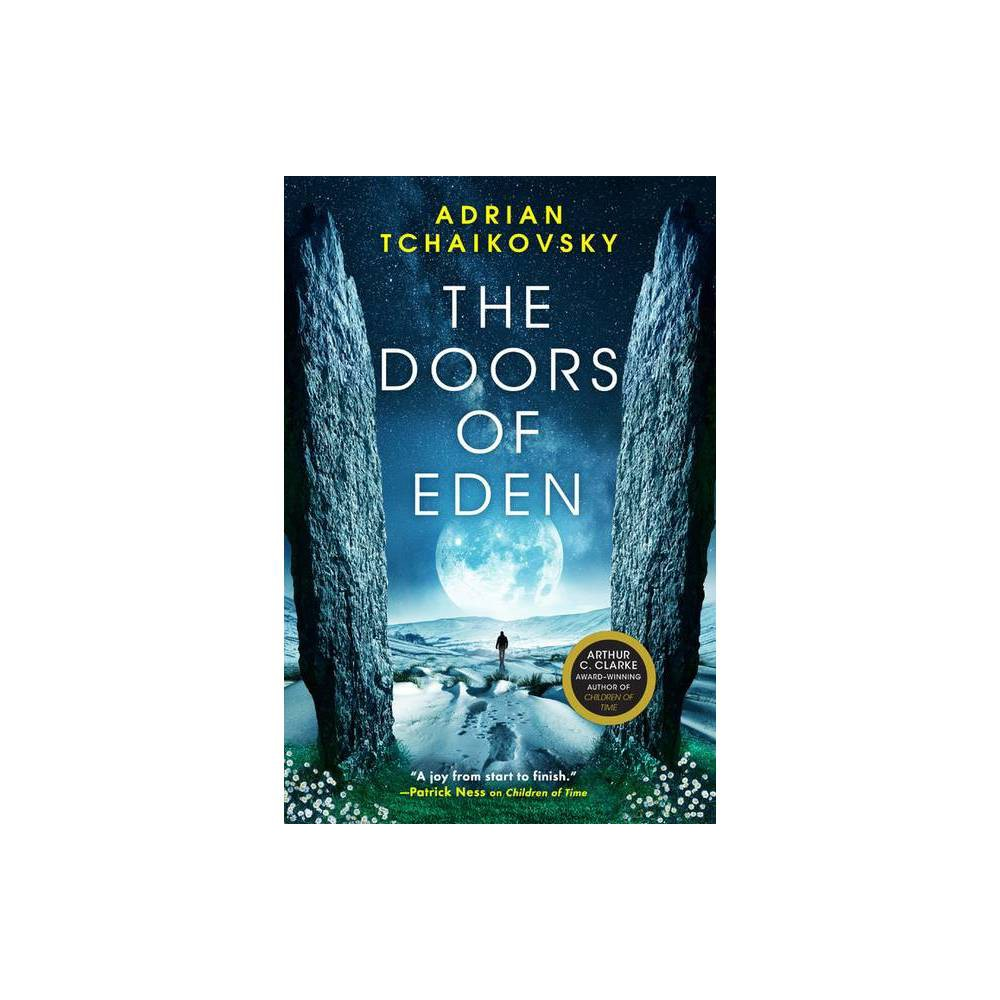 The Doors Of Eden By Adrian Tchaikovsky Paperback