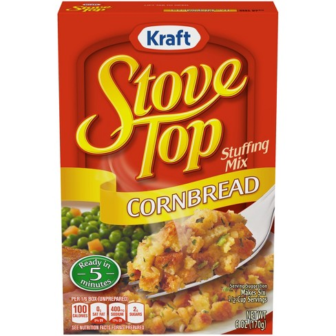 Stove Top Cornbread Stuffing Mix 6 oz - image 1 of 3
