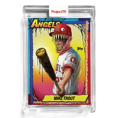 Topps Topps Project70 Card 79 - 1990 Mike Trout by Alex Pardee