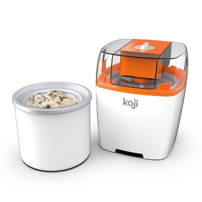 Electric Ice Cream Maker 1.5qt - White - Koji