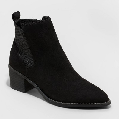 Women's Anya Ankle Boots - Universal Thread™