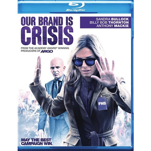 Our Brand Is Crisis (Blu-ray) - image 1 of 1