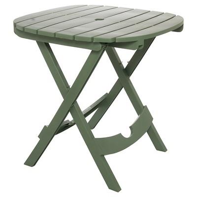 Quik Fold Café Tables - Sage - Adams