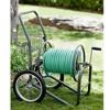 Liberty Garden 880 2 Wheel 300 Foot Steel Frame Water Hose Reel Cart with Basket - image 2 of 2