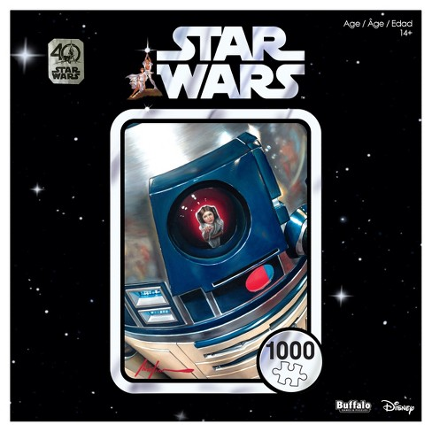 You're My Only Hope Star Wars Luke Skywalker 1000pc Puzzle - image 1 of 3