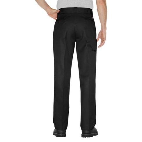 fce63fc029f Dickies® Men s Regular Straight Fit Twill Work Pants with Extra Pocket-  Black 38x30   Target
