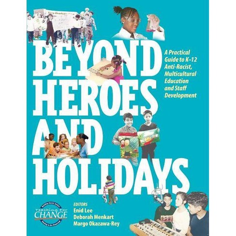 Beyond Heroes and Holidays - (Paperback) - image 1 of 1