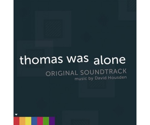 David Housden - Thomas Was Alone (Ost) (Vinyl) - image 1 of 1
