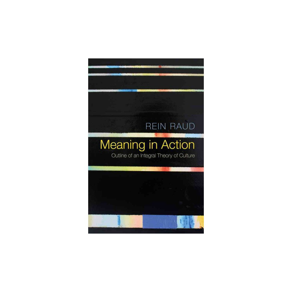 Meaning in Action : Outline of an Integral Theory of Culture (Paperback) (Rein Raud)