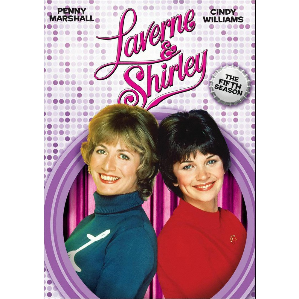 Laverne & Shirley: The Fifth Season [4 Discs]