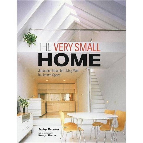 The Very Small Home - by  Azby Brown (Hardcover) - image 1 of 1