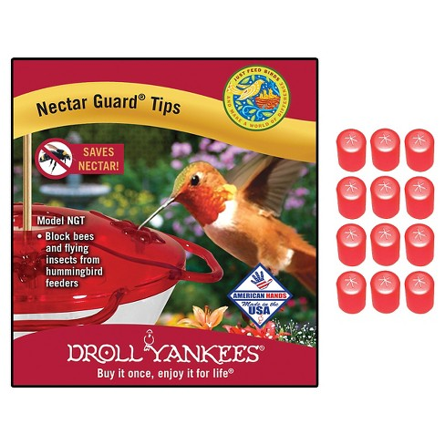Droll Yankees Nectar Bird Feeder Guard Tips - image 1 of 1