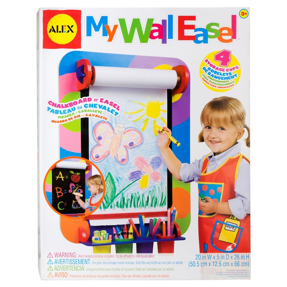 Image of ALEX Toys Artist Studio My Wall Easel