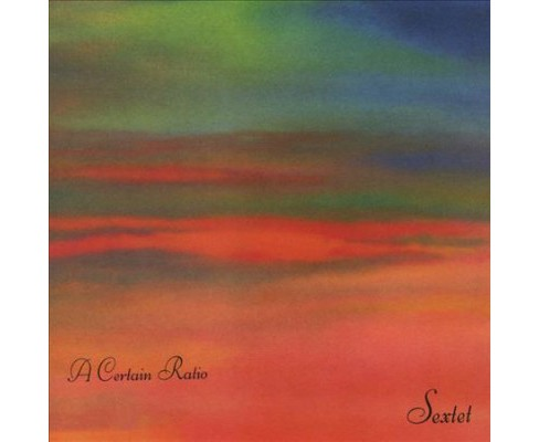 Certain Ratio - Sextet (CD) - image 1 of 1