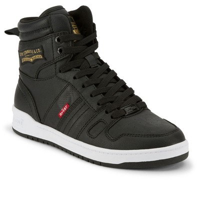 Levi's Womens 521 BB Hi Perf UL Fashion Hightop Sneaker Shoe