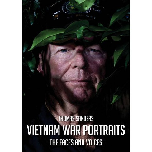 Vietnam War Portraits - by  Thomas Sanders (Hardcover) - image 1 of 1