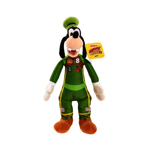 Mickey Mouse Friends Goofy Racing Outfit Bean Bag Plush Target