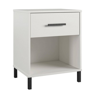 Grayhill Nightstand White - Room & Joy